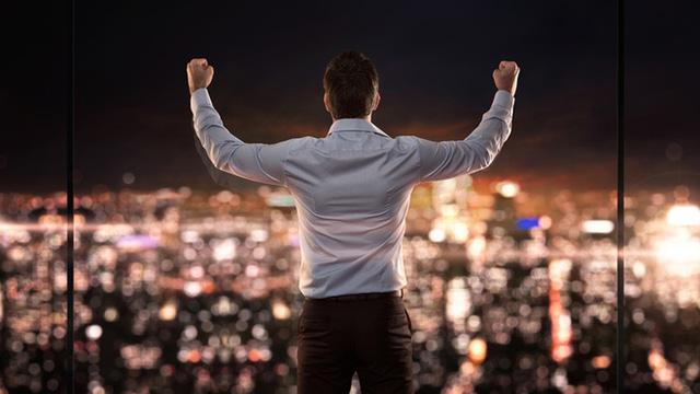 Suy nghĩ tích cực, làm tăng giá trị của bản thân là cách giúp chúng ta thành công bền vững trong cuộc sống nhiều thử thách. Ảnh minh họa.