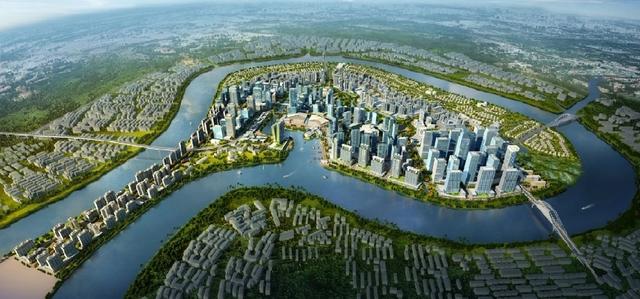 Đồ án quy hoạch khu đô thị Bình Quới - Thanh Đa