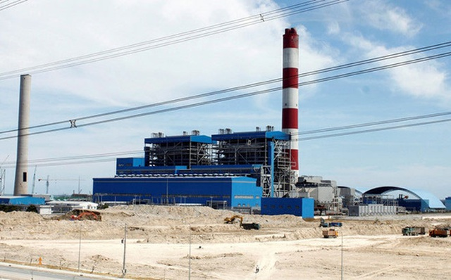 Nhà máy Nhiệt điện Vĩnh Tân 1