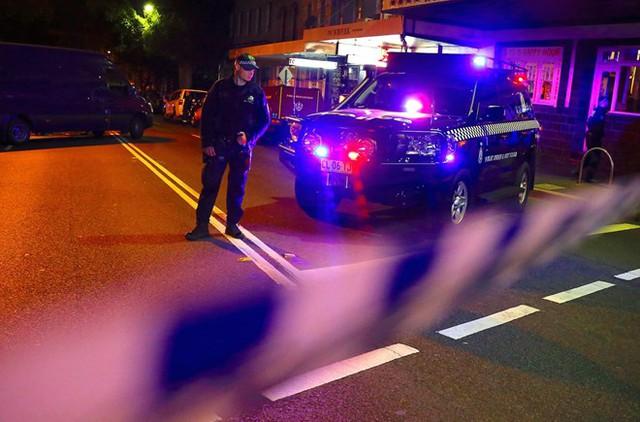 Cảnh sát Australia tăng cường kiểm soát an ninh sau vụ việc. (Nguồn: Reuters)