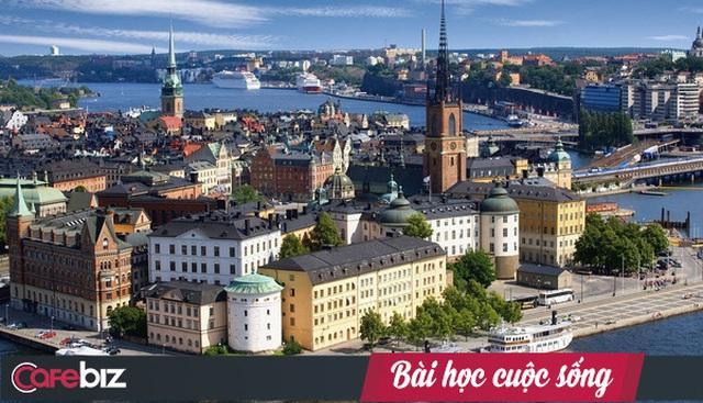 Nước Thụy Điển thịnh vượng với triết lý Lagom