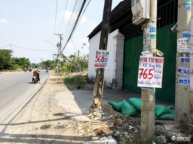 Giá đất quy định tại nhiều nơi ở TP.HCM vẫn thấp hơn nhiều so với giao dịch trên thị trường.