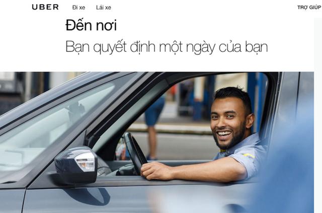 Đà Nẵng phản hồi và gửi văn bản yêu cầu Uber dừng thí điểm tại TP. Ảnh: HOÀI AN