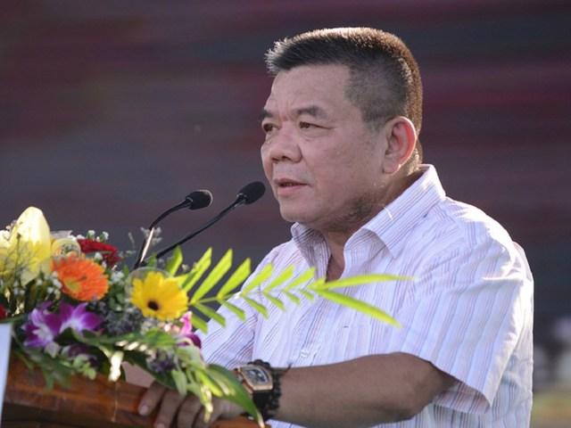 Ông Trần Bắc Hà, nguyên chủ tịch HĐQT BIDV