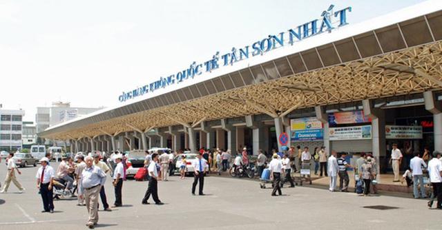 Chính phủ yêu cầu sớm triển khai mở rộng sân bay Tân Sơn Nhất. Ảnh minh họa
