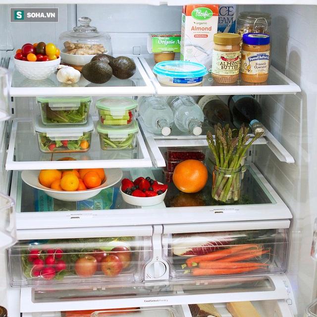 Tủ lạnh chỉ giúp thực phẩm tươi trong ngắn hạn, không phải là chiếc máy bảo quản thực phẩm lâu dài (Ảnh minh họa)