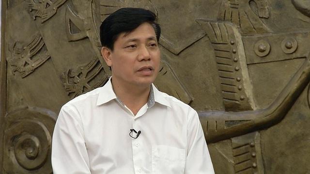 Thứ trưởng Nguyễn Ngọc Đông, Bộ GTVT chia sẻ về BOT (ảnh: VietNamNet)