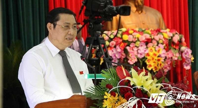 Ông Huỳnh Đức Thơ - Chủ tịch UBND TP.Đà Nẵng. (Ảnh: Nguyễn Nam)