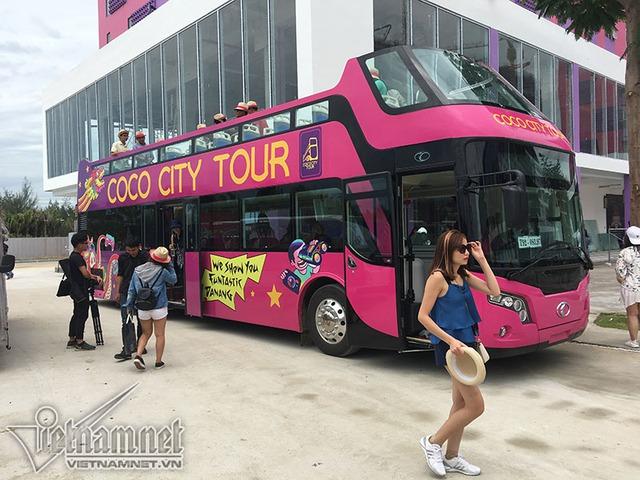 Tuyến xe buýt 2 tầng đầu tiên tại Việt nam chính thức đưa vào hoạt động