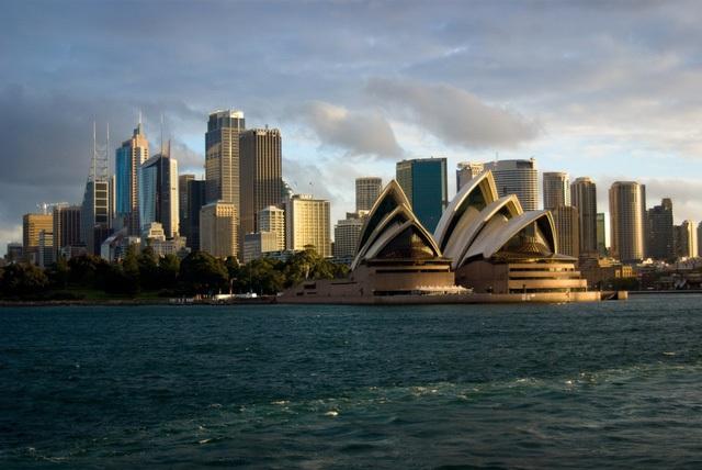 Thành phố Sydney, Úc