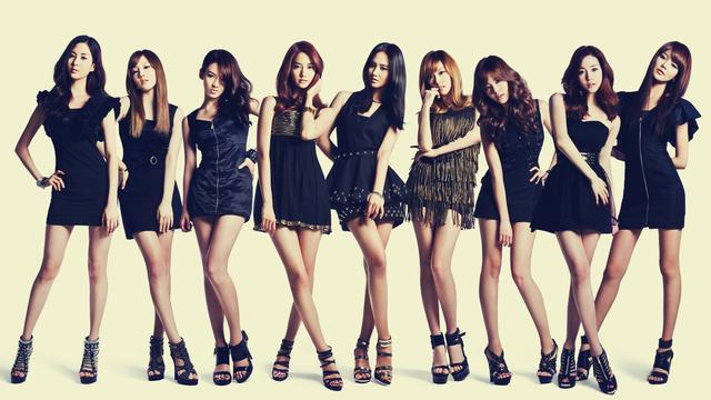 Nhóm Girl Generation