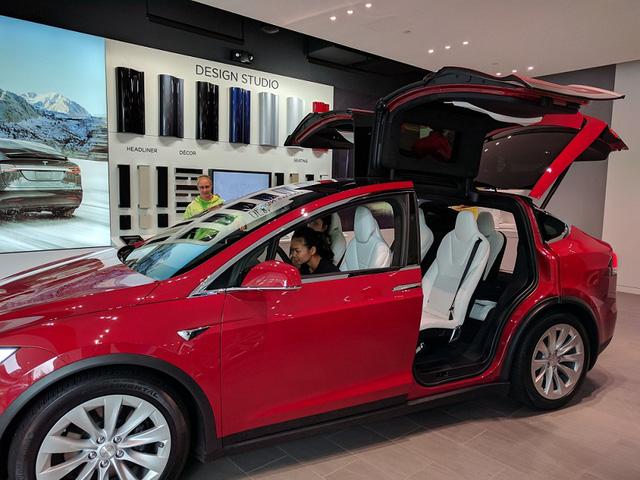 Mặt hàng ô tô điện được đề nghị giảm mạnh thuế nhập khẩu.