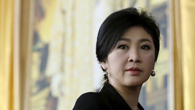 Bà Yingluck Shinawatra. Ảnh: Reuters