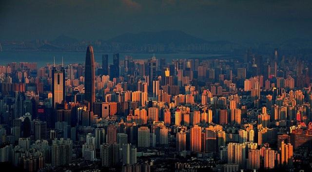 Đặc khu kinh tế Thâm Quyến, Trung Quốc