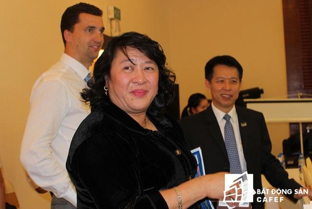 Bà Phan Thị Phương Thảo - bà chủ tập đoàn Khang Thông.