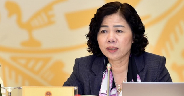 """Thứ trưởng Bộ Tài chính Vũ Thị Mai: """"Tăng thuế VAT không ảnh hưởng nhiều đến người nghèo"""""""