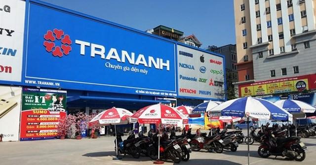 2 năm gần đây, Trần Anh tập trung vào phát triển đại siêu thị.
