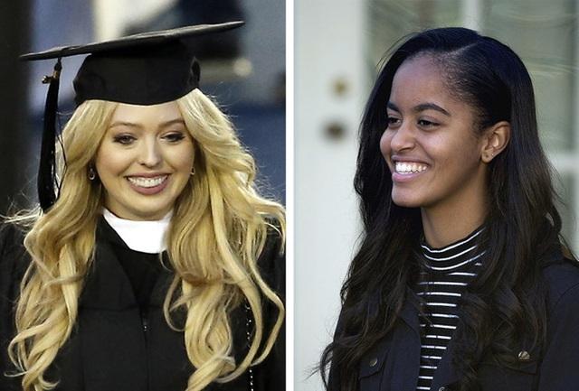Tiffany Trump và Malia Obama cùng bắt đầu một cuộc sống mới tại hai ngôi trường Đại học danh giá vào mùa thu này.