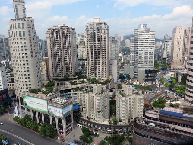 Quận Gui An của thủ phủ Quý Dương-Quý Châu