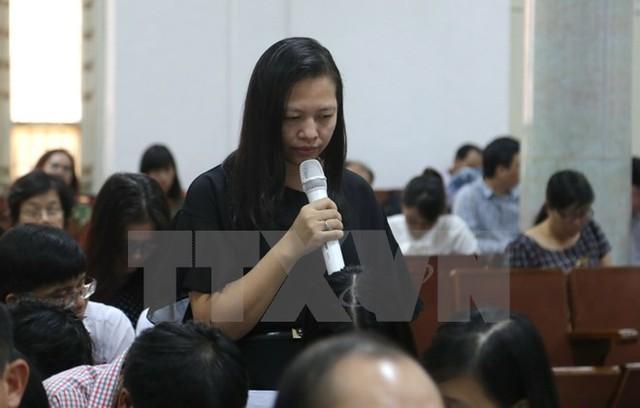 Đỗ Đại Khôi Trang, bị cáo có hoàn cảnh đặc biệt trong đại án OceanBank