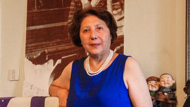 Bà Sara Imas, một người mẹ gốc Do Thái đã chia sẻ rất nhiều phương pháp dạy con hữu ích với cha mẹ Châu Á
