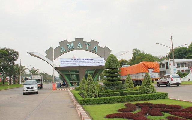 KCN Amata Đồng Nai
