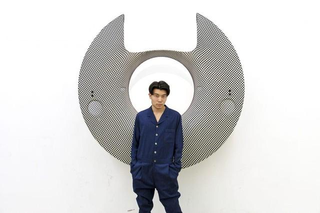 Michael Xufu Huang là một nhà sưu tầm trẻ tuổi và đồng thời là một biểu tượng thời trang trong giới nghệ thuật Trung Quốc.