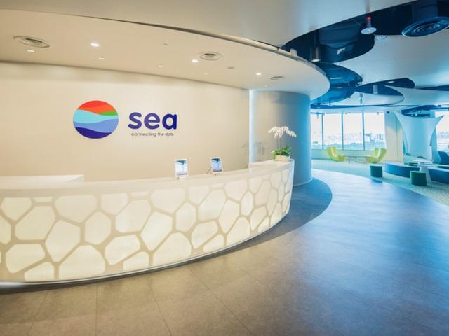 Sea là công ty công nghệ sở hữu Garena, Shopee và Airpay.