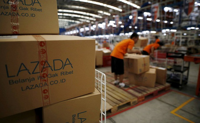 Lazada cho mua hàng Taobao từ trang web của mình