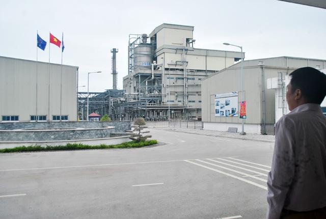 Nhà máy ngàn tỉ của PVN hiện vẫn đang phải tạm dừng hoạt động.
