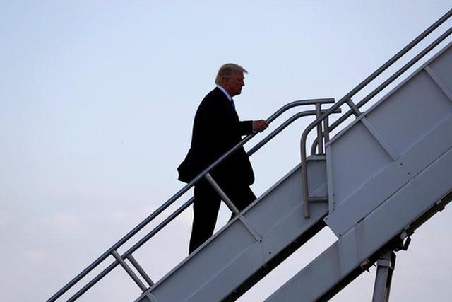 Ông Donald Trump sẽ có chuyến thăm 5 nước châu Á vào tháng 11. Ảnh: Reuters