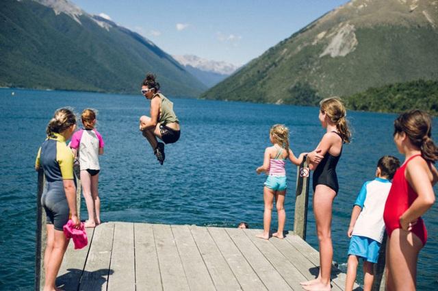 Tân Tây Lan hay New Zealand được xếp hạng là một trong những nơi đáng sống nhất thế giới này.