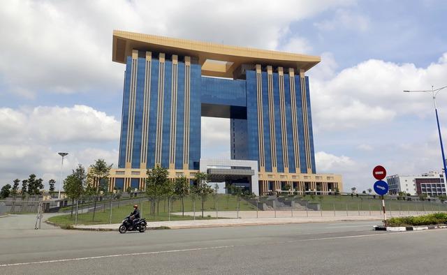 Tòa nhà hành chính tỉnh Bình Dương