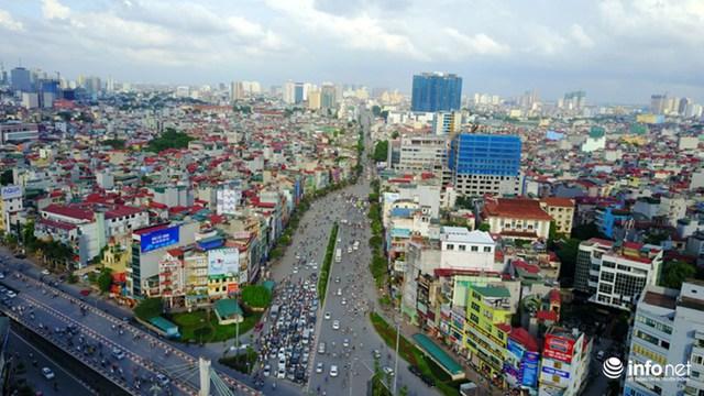 Dự án một vài con phố vành đai 2 đoạn Ngã Tư Sở - Ngã Tư Vọng (một vài con phố Trường Chinh) được bắt đầu làm tháng 10/2013 từng gây chú tâm trong dư luận có biệt danh một vài con phố cong mềm mại.
