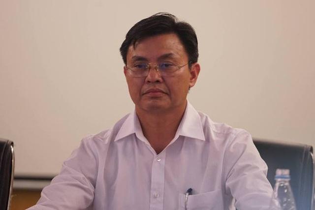 Ông Hoàng Văn Thức, Phó Tổng cục trưởng Tổng cục Môi trường - Ảnh: Hoài Dương