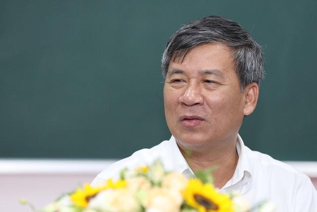 Giáo sư Nguyễn Anh Trí. Ảnh: Xuân Hoàng.