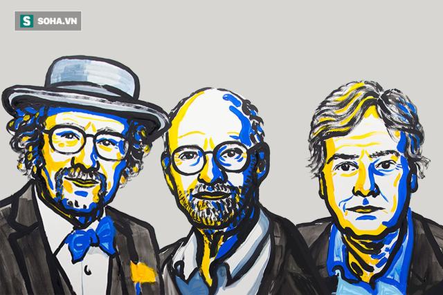 Jeffrey Hall, Michael Rosbash, and Michael Young - 3 nhà khoa học nhận giải Nobel Y học 2017