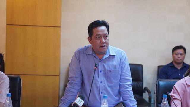 Ông Nguyễn Xuân Quang.
