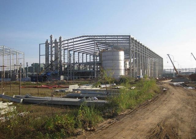 Có ít nhất 2 dự án ethanol được tính đến phương án phá sản.