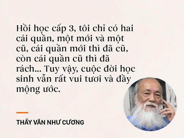 Tinh thần hiếu học đáng quý của thầy Văn Như Cương