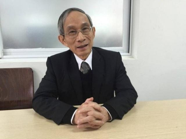 Thầy Nguyễn Xuân Khang.