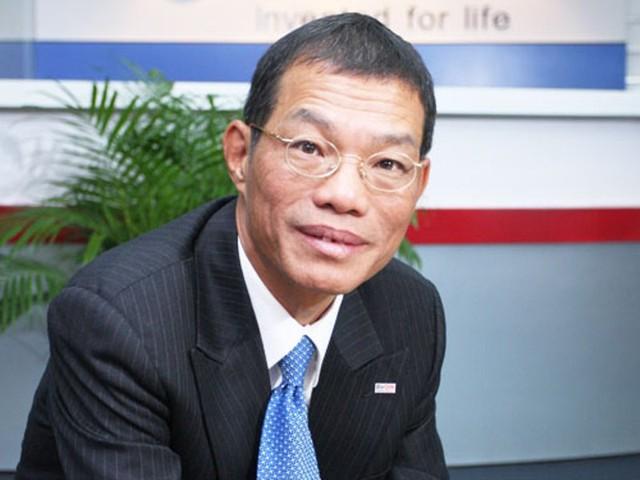Ông Võ Quang Huệ.