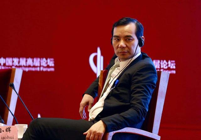 Ông Wu Xiaohui bị bắt từ tháng 6 Ảnh: EPOCH TIMES