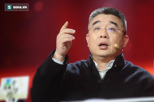 Chân dung giáo sư Tiền Văn Trung - chuyên gia giáo dục nổi tiếng tại Trung Quốc. (Ảnh: Nguồn Internet).