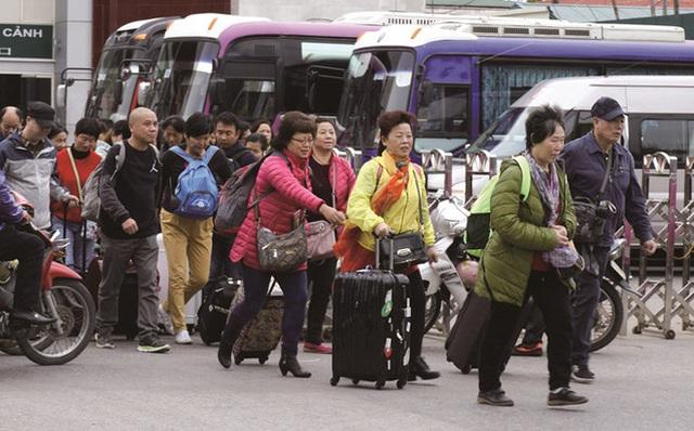 Khách du lịch Trung Quốc đến Việt Nam có thể đạt 4 triệu lượt trong năm nay