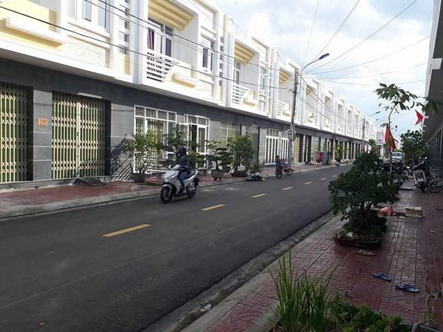 Người mua nhà dự án nhà ở xã hội Nam Hùng Vương phải trả lãi theo lãi suất thương mại. Ảnh: TL