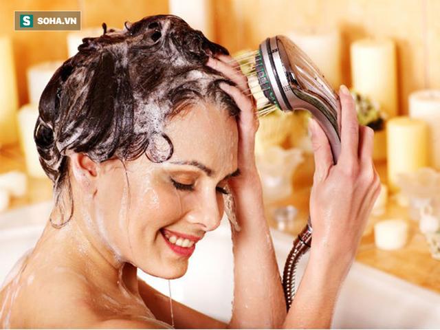 Hơn 95% dầu gội, dầu xả và các sản phẩm tạo kiểu tóc đều có chứa hương thơm