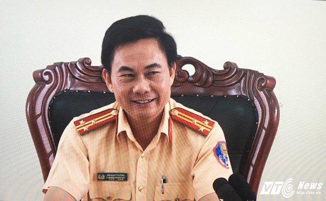 Thượng tá Võ Đình Thường.