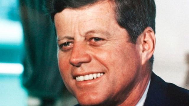 Cố Tổng thống John F. Kennedy. Ảnh: Reuters