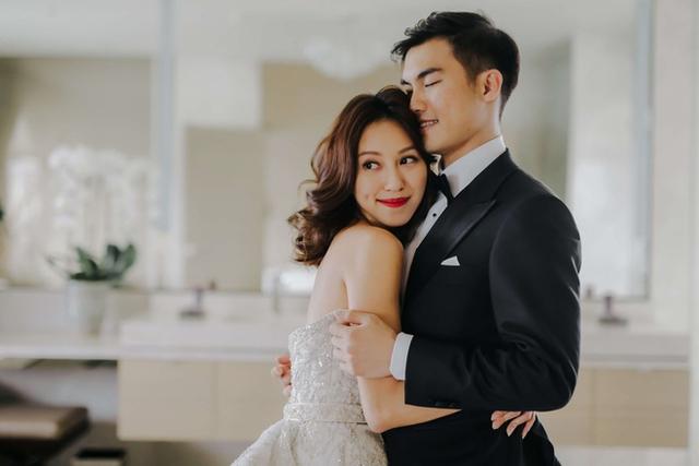 Melissa Koh và James Chen